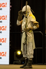 Convention attendees took park in a cosplay contest during Amazing Arizona Comic Con on February 13. The contest was in multiple categories including youth, novice and experienced.